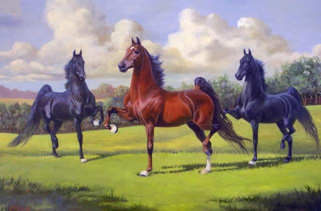 pinturas-de-caballos