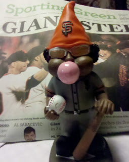 Image of S.F. Giants Pablo Sandoval Gnome