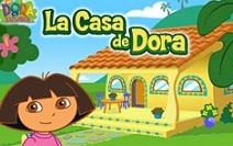 Dora the Explorer: La Casa De Dora - Y8 Games
