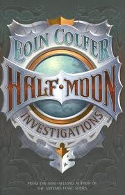 image: Half-moon Investigations mystery review