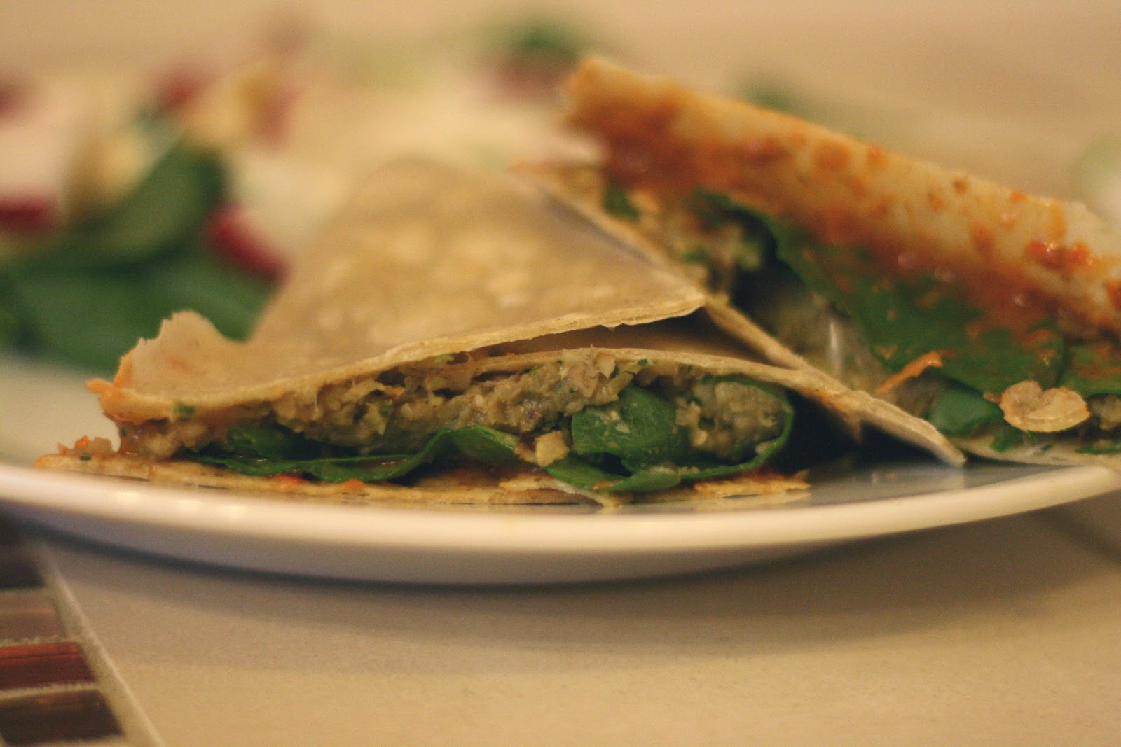 spicy lentil tahini wrap vgn spicy lentil wrap with img 4593 spicy ...