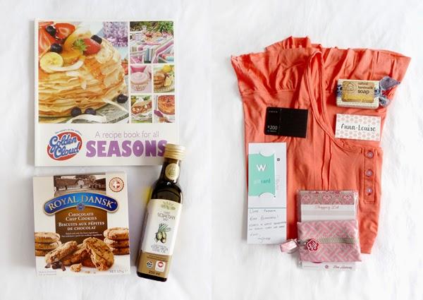 Durban Blogger Meetup 2014 - goodie bag spoils!