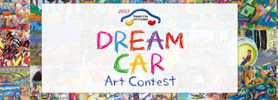 Toyota 2013 Dream Car Art Contest