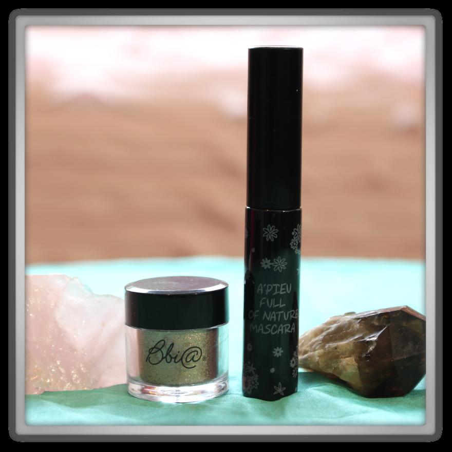 겟잇뷰티박스 by 미미박스 memebox beautybox # special #17 K-Style unboxing review preview box bbia pigment 01 mild a'pieu full of nature mascara