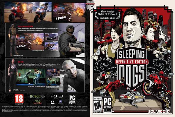 Sleeping Dogs Definitive Edition-CODEX