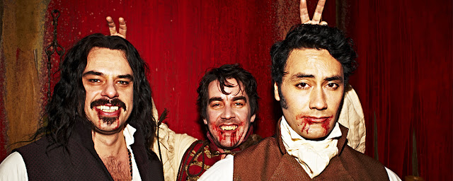 What We Do in the Shadows - Co robimy w ukryciu - 2014
