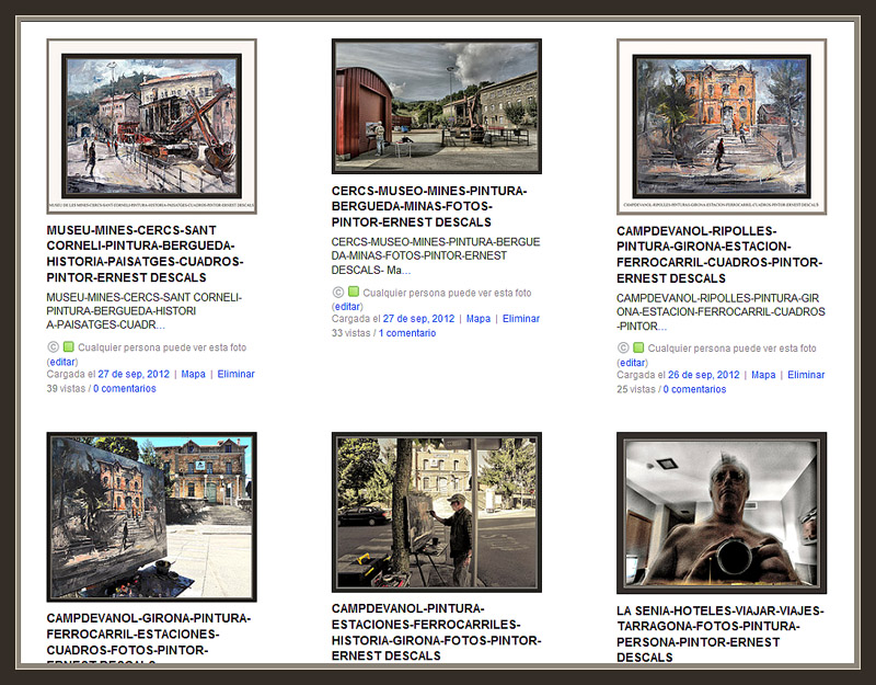 FLICKR-PINTURA-FOTOS-IMAGENES-PINTOR-ERNEST DESCALS-GALERIA-ARTE-MEMORIAS-