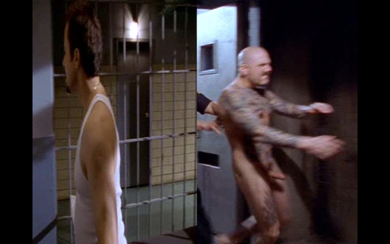 Jo Dee Messina Naked Pretty eviltwin's male film & tv screencaps: oz 4x05 - evan seinfeld