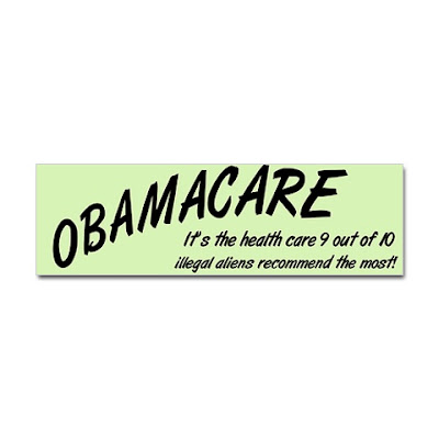Funny Pictures: Obama Bumper Stickers, Signs & Jokes
