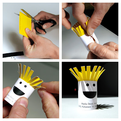 Clever Business Cards and Creative Business Card Designs (15) 3