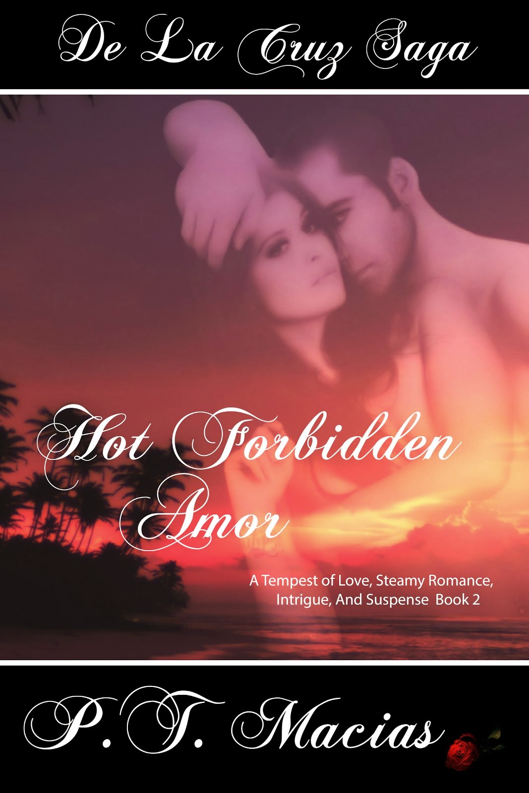 Hot Forbidden Amor, De La Cruz Saga Book 2