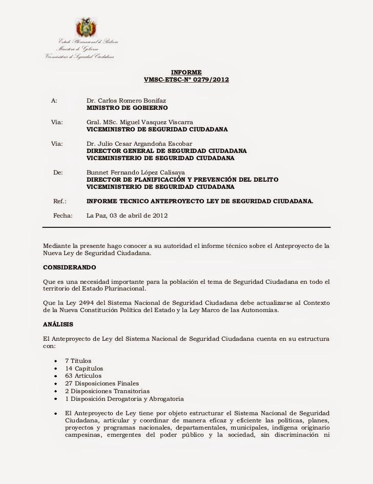 REDACCIÓN DE INFORMES TÈCNICOS: 2014-08-24