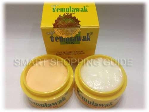 Cream Temulawak Gold