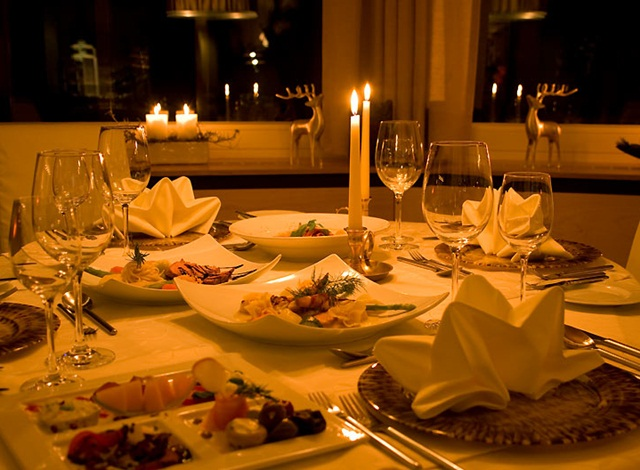 how to plan a candlelight dinner at home with your love one diet