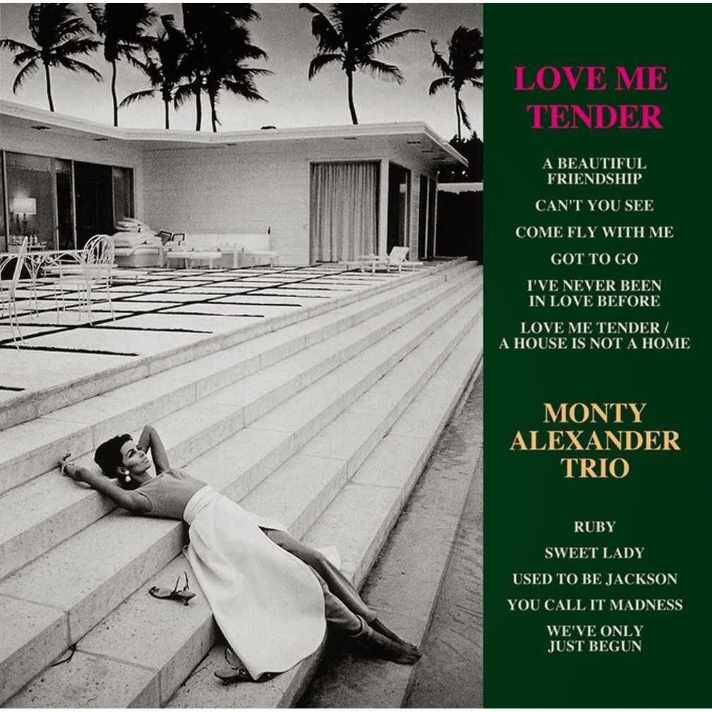 egroj world: Monty Alexander Trio • Love Me Tender