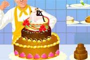 Düğün Pastası Yapma Oyunu
