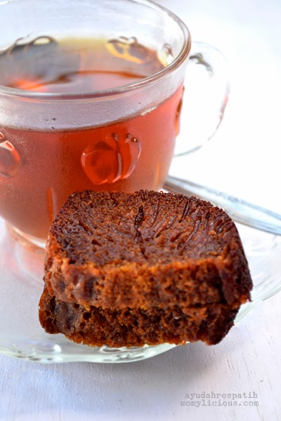Bolu Sarang Semut Kue Caramel Honeycomb Cake