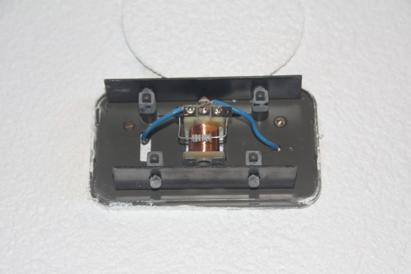 Constr yelo ya instalar interruptor al timbre de la casa - Timbre de casa ...