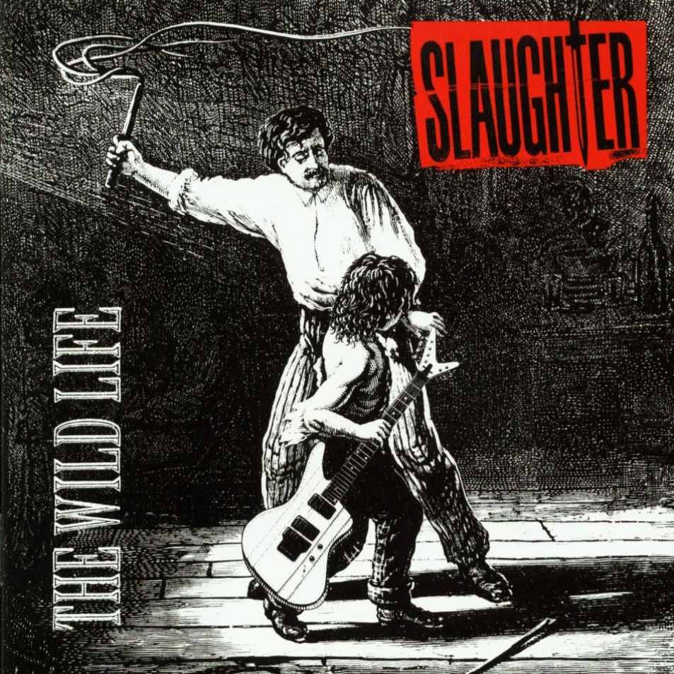 Lobo Solitario Slaughter The Wild Life 1992