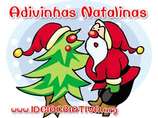 Coletânea de Adivinhas Natalinas Projeto Natal