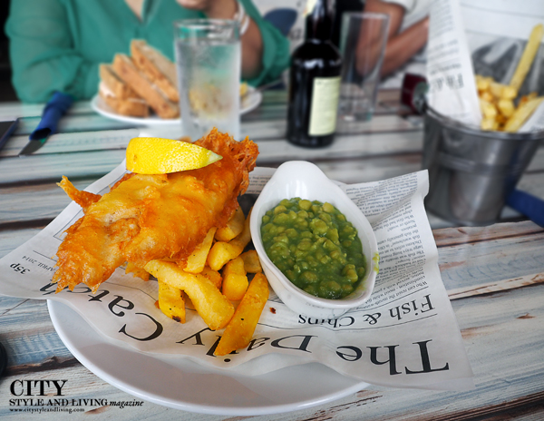 citystyleandliving the old boathouse cafe fish and chips