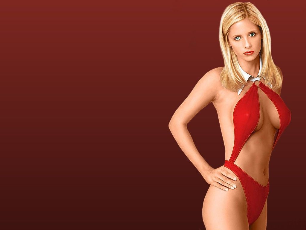 Sarah Michelle Gellar Still,picture,image,hot,photo,wallpaper
