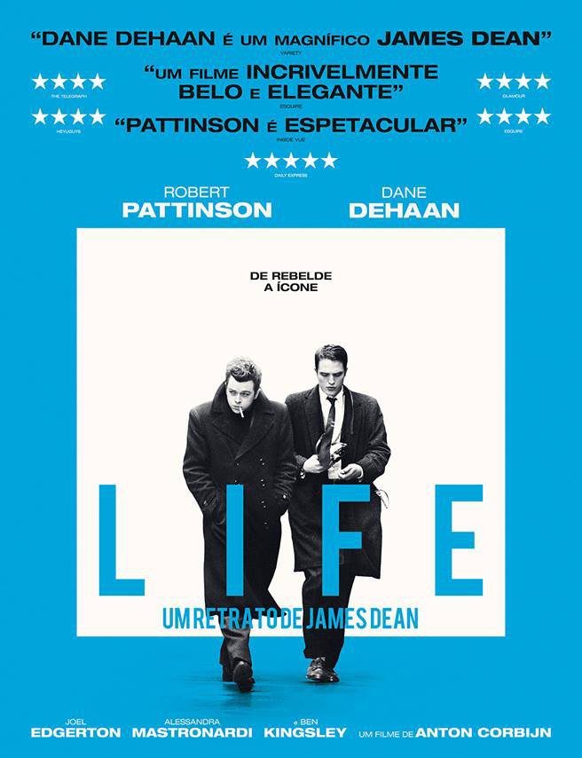 Life: Um Retrato de James Dean Torrent - BluRay 720p e 1080p Dual Áudio (2016)