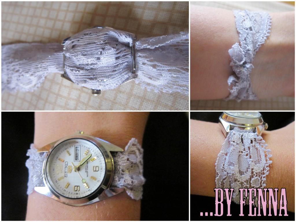 Zelf Dingen Maken : Zelf dingen maken diy horlogebandje diy watch wristband