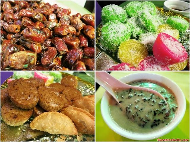 Bali Hai Seafood Village Kota Damasara, food, seafood restaurant, bali hai, ramadan buffet, balinese food, bubur pulut hitam, desserts, malai koh, kurma import, kuih pau, apam