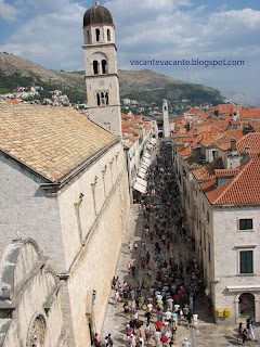Paradisul croat – Dubrovnik