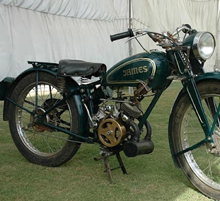 VINTAGE AND CLASSIC MOTORCYCLE SHOW STARTS TOMORROW