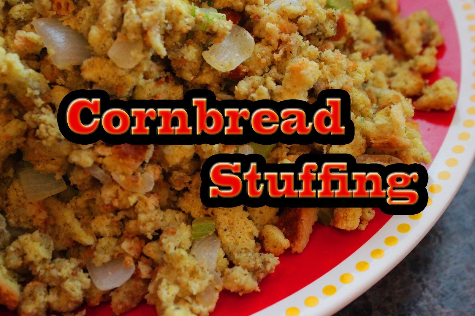 The Disney Diner: Cornbread Stuffing Recipe from Liberty ...