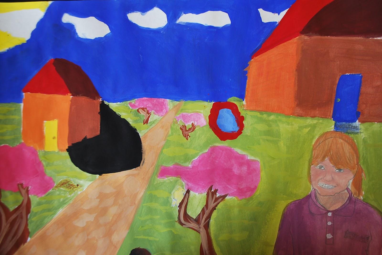 7 Elements Of Visual Arts : Seven elements of art