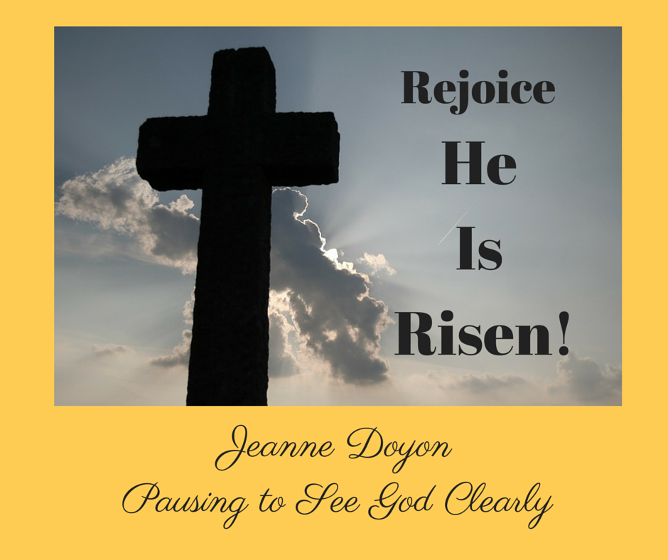 Jesus is Risen - Rejoice in His Victory