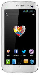 Myphone A919 Duo space and price