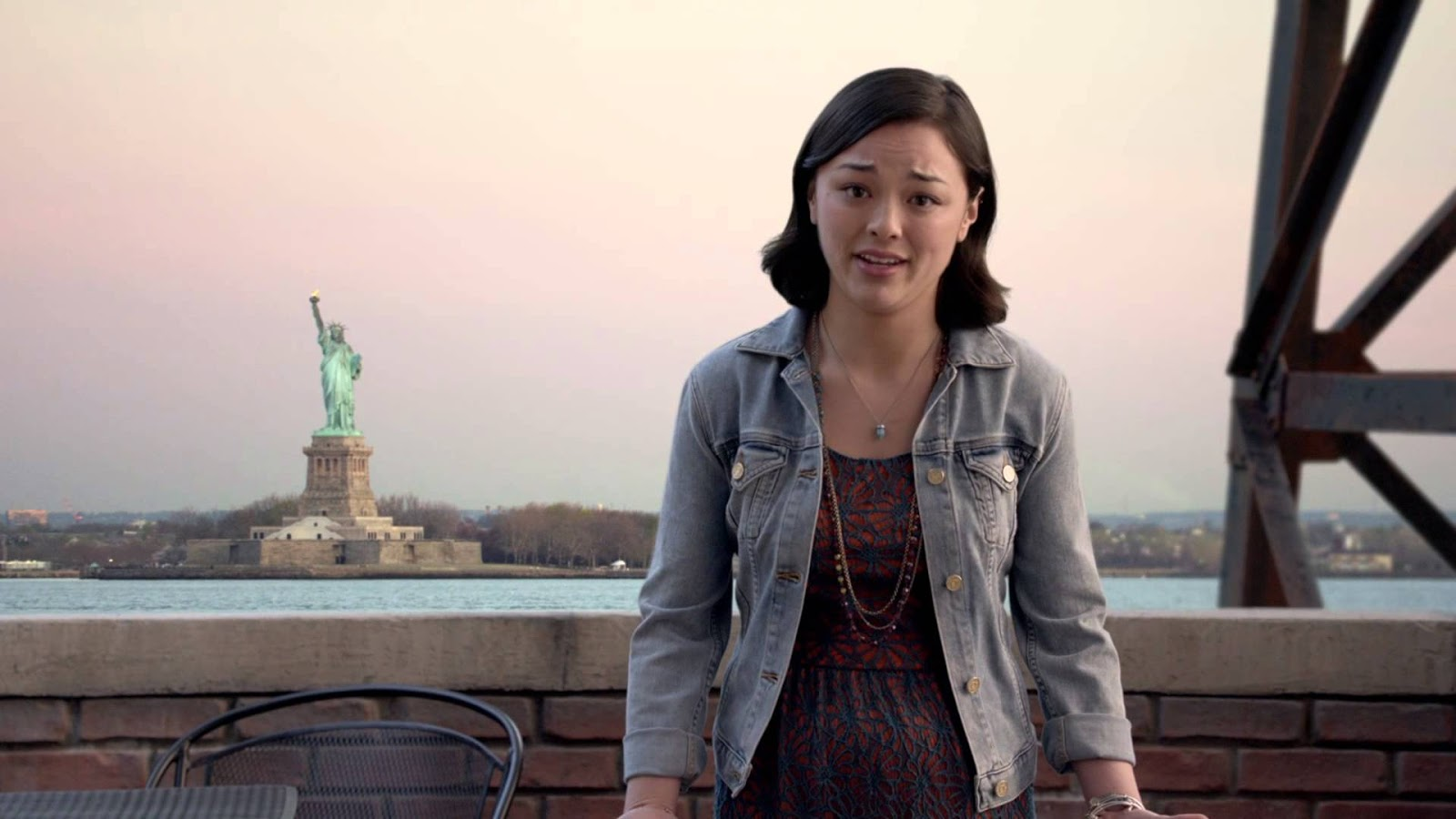 Asian Girl In Liberty Mutual Commercials