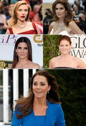 Famosas dão dicas exóticas de beleza e viram hits na web: As atrizes sempre fazem grandes revelações, principalmente quando o assunto é relacionado à beleza