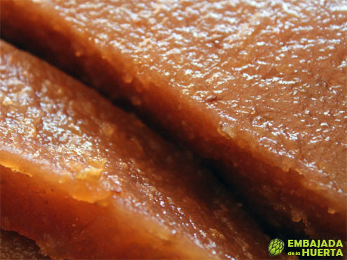 Receta de dulce de membrillo o carne de membrillo