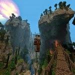 AuraCraft  Minecraft Hileleri Ve Modları AuraCraft Resurrection Resource Pack 1.7.9
