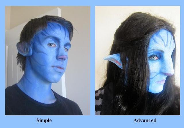 Makeup Ideas » Avatar Makeup - Beautiful Makeup Ideas and Tutorials