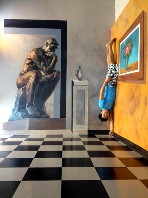 Art in Paradise Art 3D Pattaya Thailand