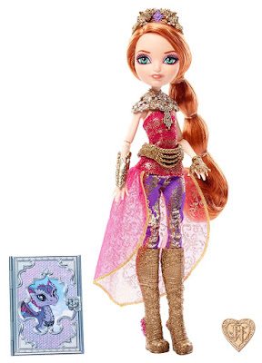 TOYS : JUGUETES - EVER AFTER HIGH : Dragon Games Holly O'Hair | Muñeca - doll  Producto Oficial 2015 | Mattel DHF37 | A partir de 6 años Comprar en Amazon España & buy Amazon USA