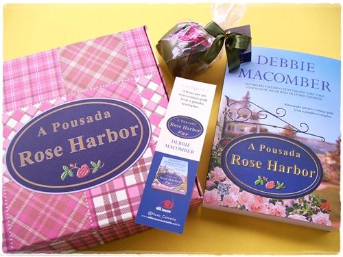 A pousada Rose Harbor * Debbie Macomber