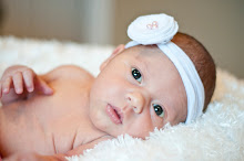 Our beautiful little girl