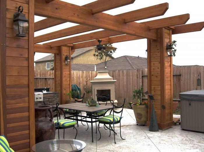 Pergolas Design Ideas 01