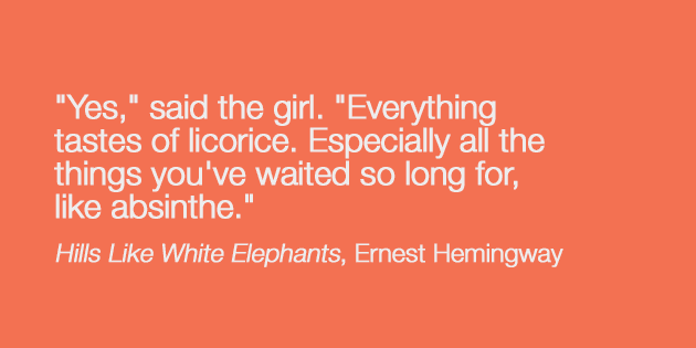 """an analysis of the objective point of view in hills like white elephants by earnest hemingway Essay hills like white elephants elephant essay hills like white through the process of carefully developing their unique characters and through point of view, both edith wharton and ernest hemingway ultimately convey the significant revelation in the short stories, """"roman fever"""" and """"hills."""