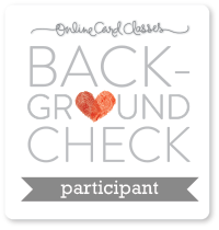 Background Check Online Card Class