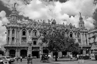 El Gran Teatro de La Habana (La Habana, Cuba), by Guillermo Aldaya / AldayaPhoto