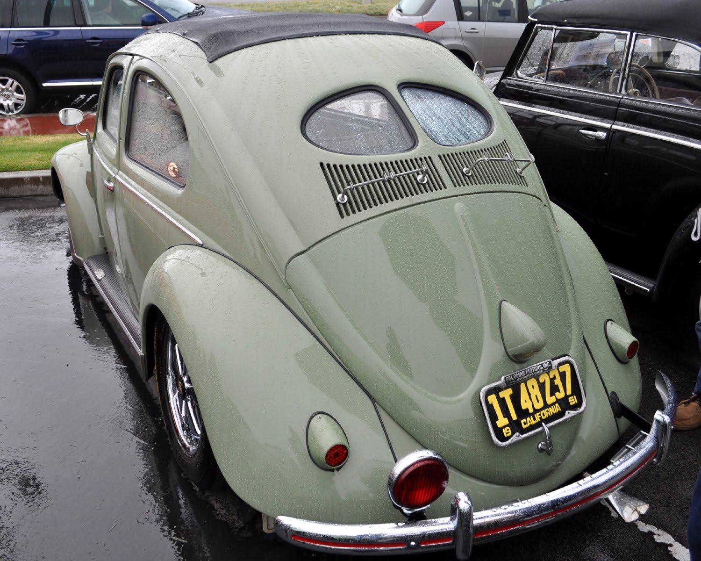 car guy bugs   notchbacks  bob bakers  annual vintage volkswagen