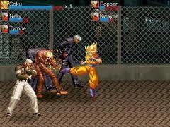 เกมส์ต่อสู้ Fighting Games